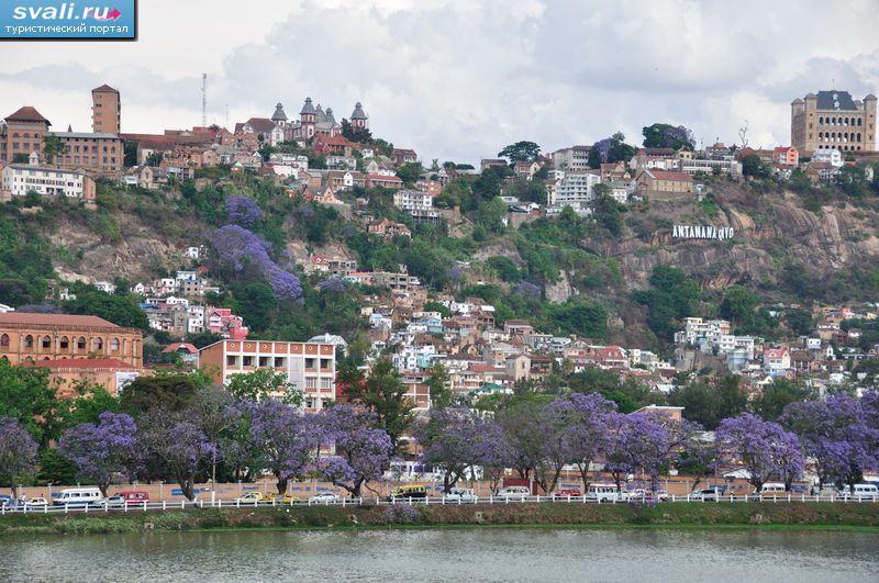 столица мадагаскара антананариву фото
