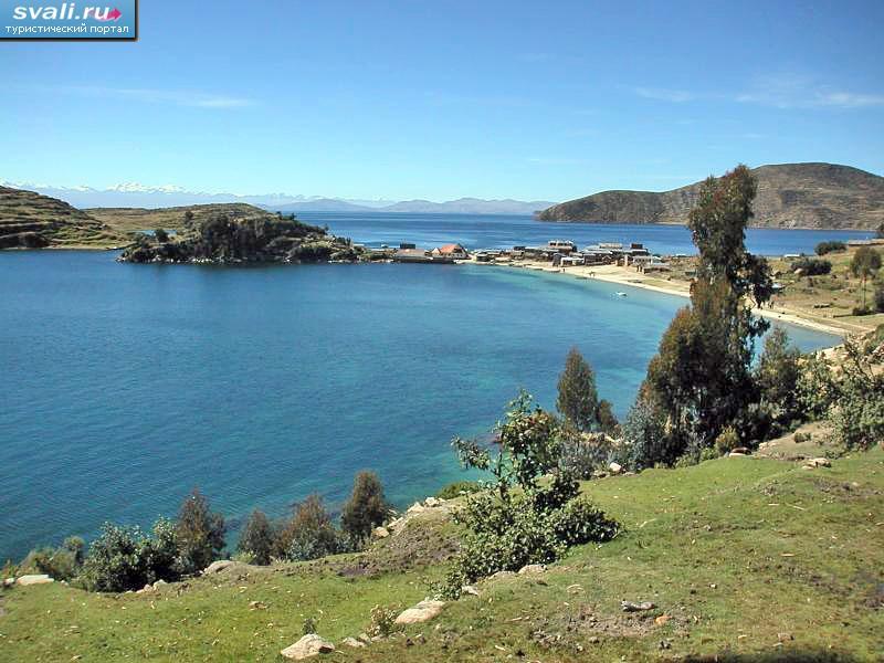 Озеро Титикака (Titicaca), Боливия. | Боливия | фотографии ...