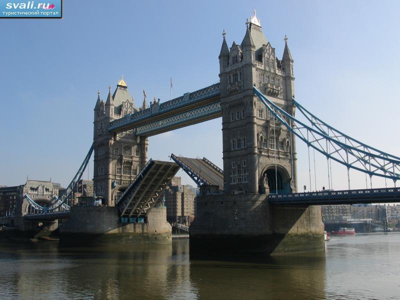 Тауэрский мост лондон