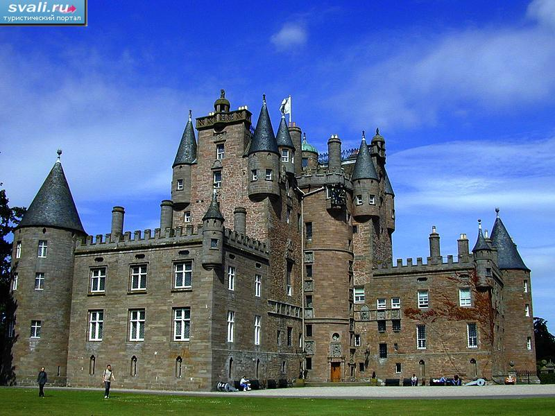 Замок Глэмис