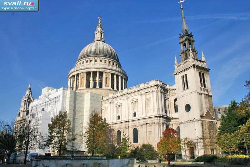 St paul s cathedral лондон великобритания