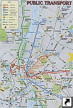 Будапешт Транспортная Карта img-1