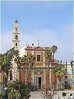 Яффо тель авив собор святого петра