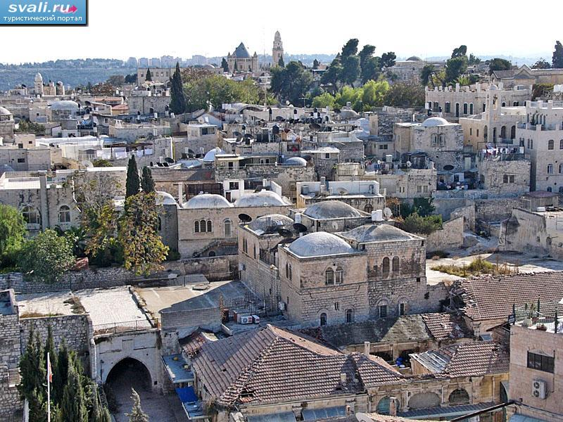 старый город иерусалим фото