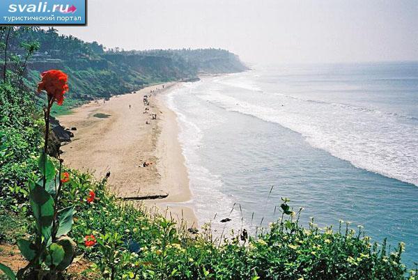 Пляжи Гоа, Индия.