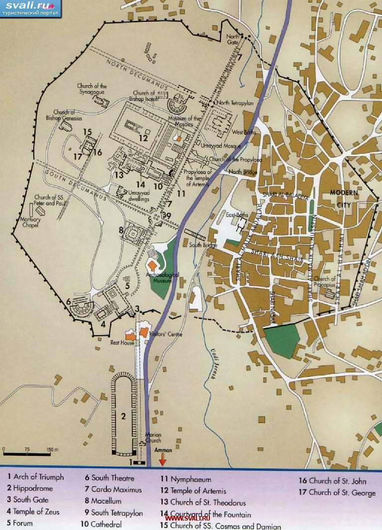 Раскопки карты 1666