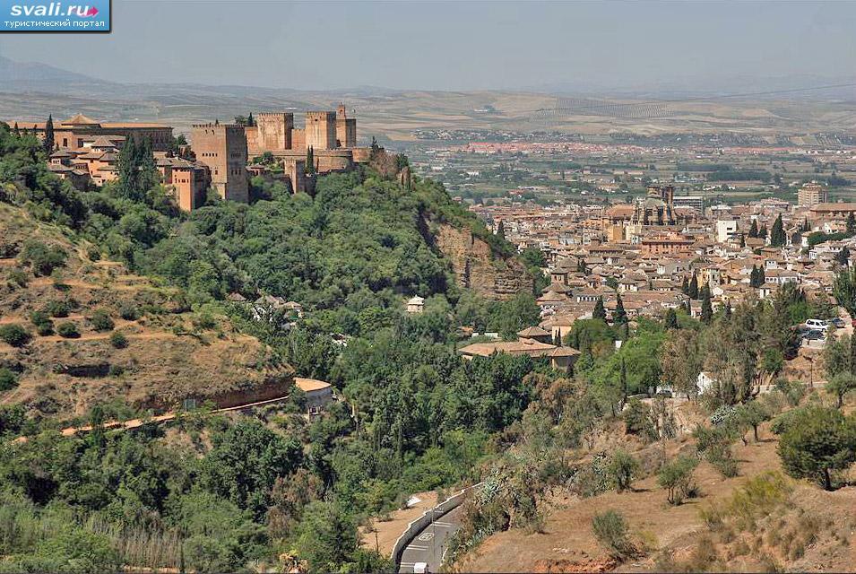 Крепость Альгамбра (Alhambra)