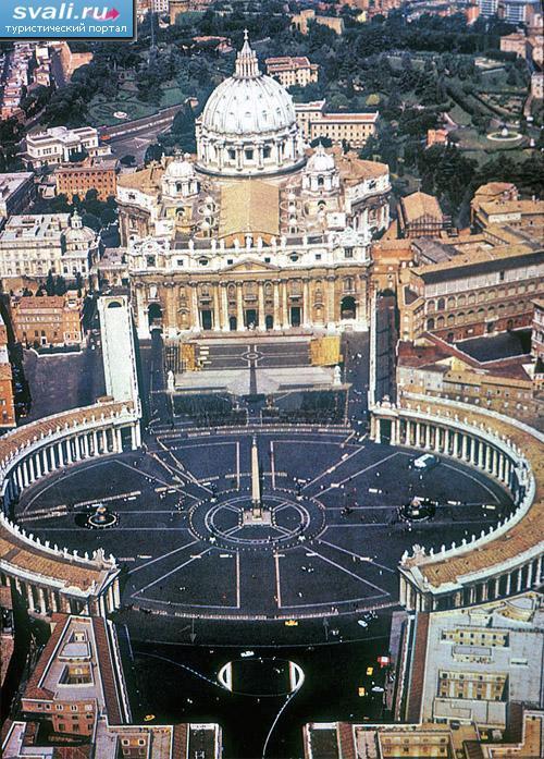 собор святого петра ватикан фото