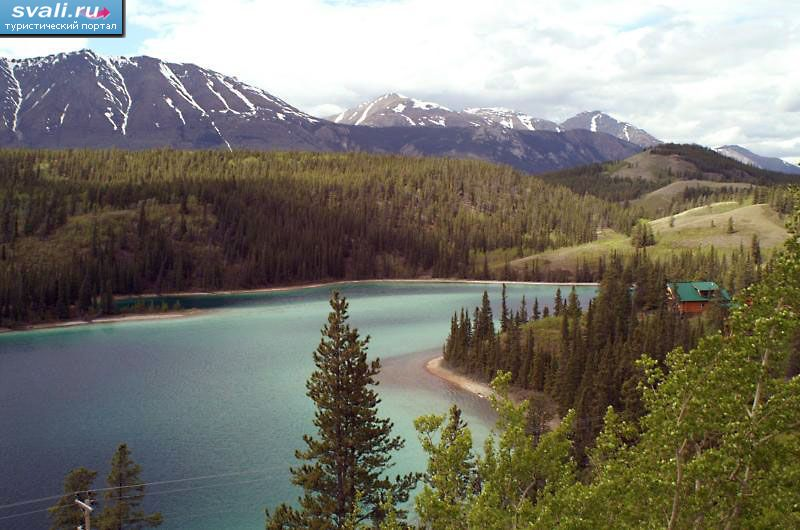Провинция юкон канада