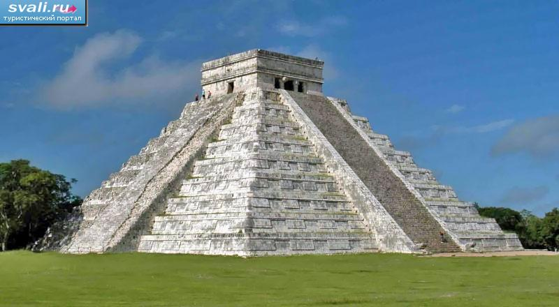 мексика чичен-ица фото