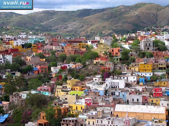 Гуанахуато guanajuato мексика
