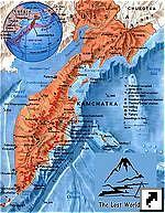 Карта Усть Алданского Улуса