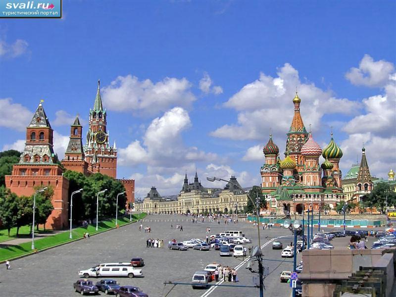 Василия блаженного москва россия