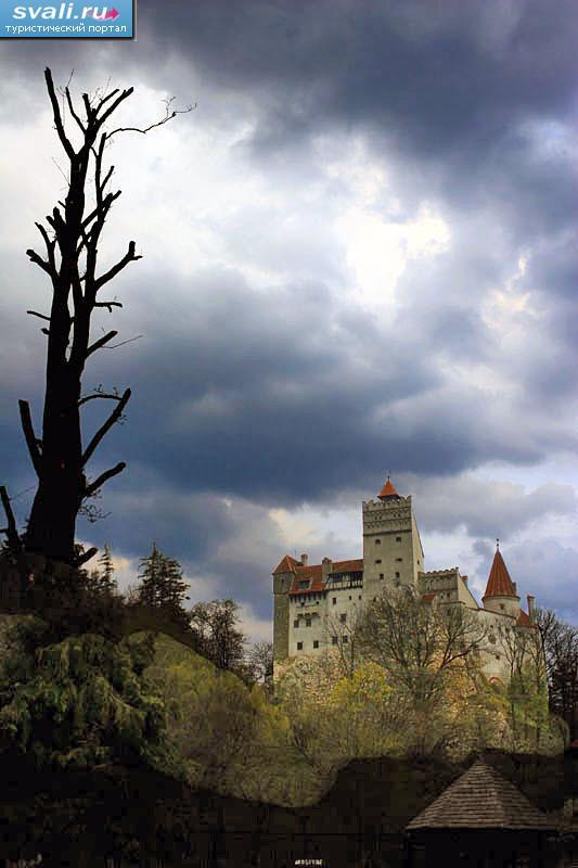 Замок - наше время