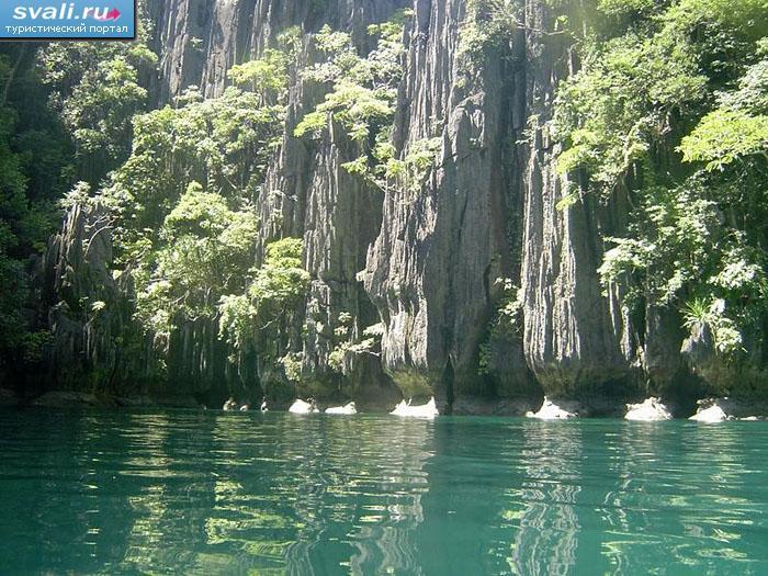 филиппины фото палаван