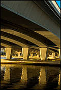 Under the Narrow Bridge, Perth, WA, Australia (485x720 154Kb)
