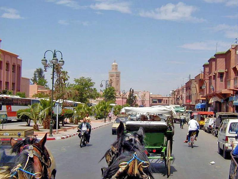 Мараккеш. Марокко.