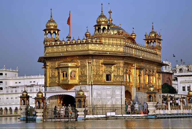 Золотой Храм 1 - Амритсар Амритсар. Индия.