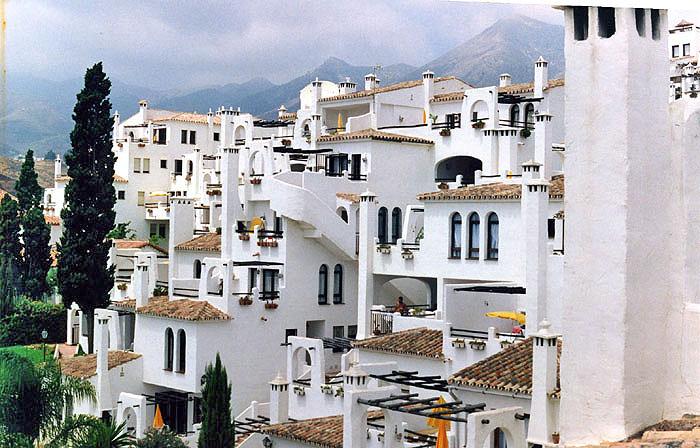 Малага испания снять жилье