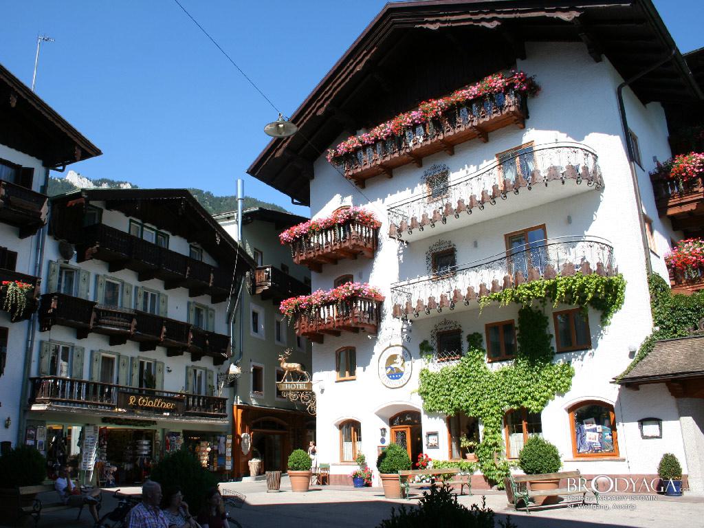 Достопримечательности Австрии - что посетить на отдыхе? | 768x1024